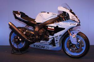 MotoGP | テック21の復刻カラーをまとったヤマハYZF-R1
