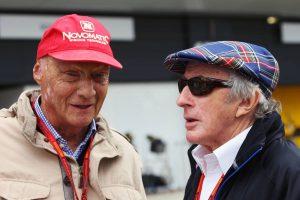 F1 | ニキ・ラウダ、ジャッキー・スチュワート