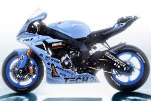MotoGP | ヤマハTECH21チームの復刻カラーをまとったYZF-R1