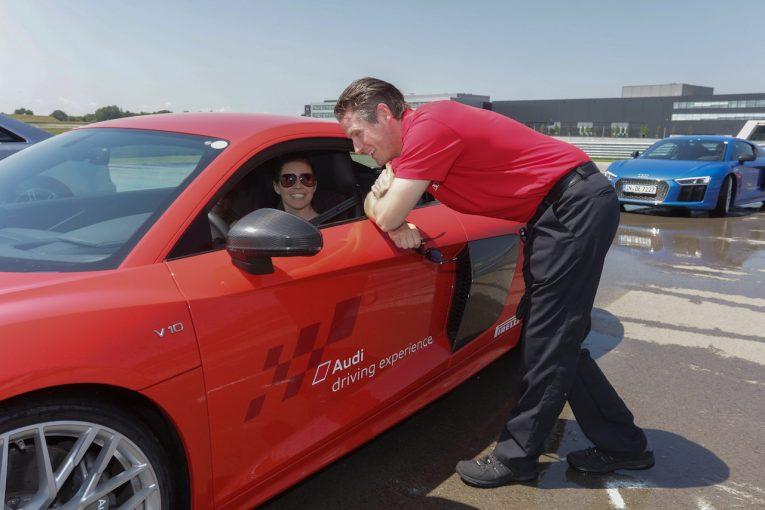 クルマ   アウディ、新たに女性向け講習会『Audi women's driving experience』を開催