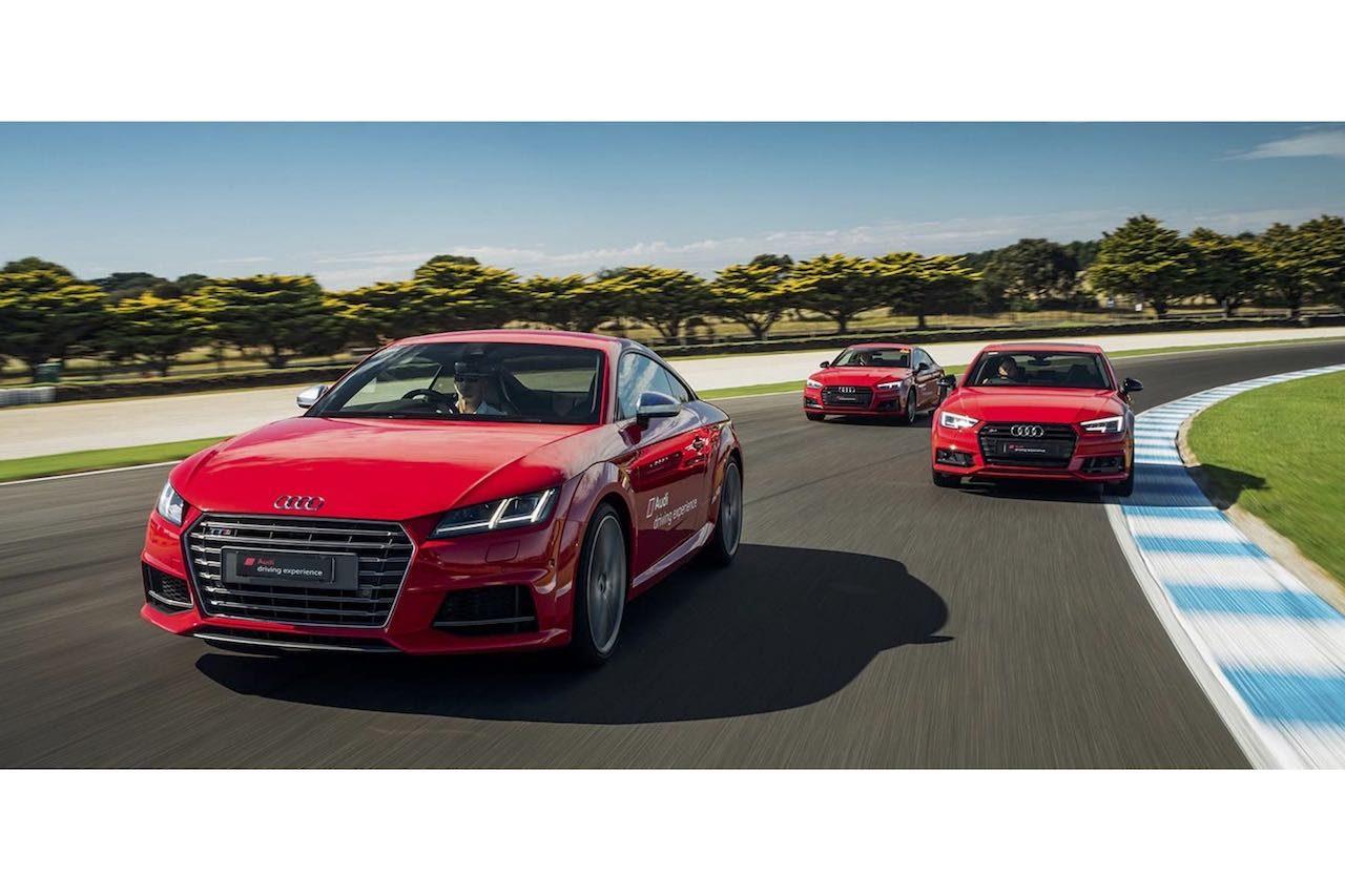 アウディ、新たに女性向け講習会『Audi women's driving experience』を開催