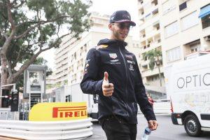 F1 | レッドブル・ホンダのガスリー、第二のホームグランプリに意気込み「大好きなモナコで昨年同様いいレースをしたい」