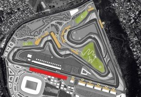 F1   リオデジャネイロでのF1ブラジルGP計画が進行中。新サーキットのレイアウト案が発表