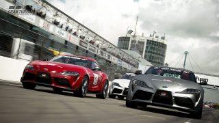クルマ   グランツーリスSPORT『GR Supra GT Cup』