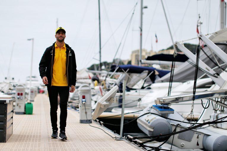 F1   リカルド、F1モナコGPでのポイント獲得を願う。「優勝は無理でも最高の結果を得たい」