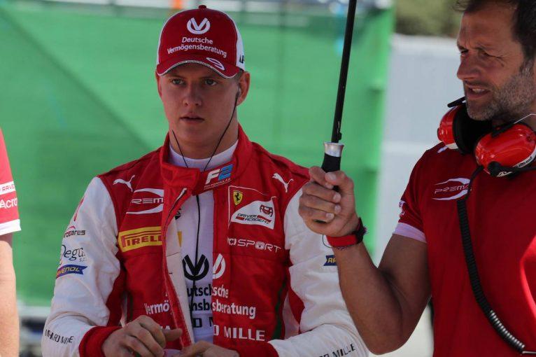 F1 | スペイン人ライターのF1便り 後編:精彩欠けるFIA-F2のミック・シューマッハー。今年はランキング10位以内に入れば上出来