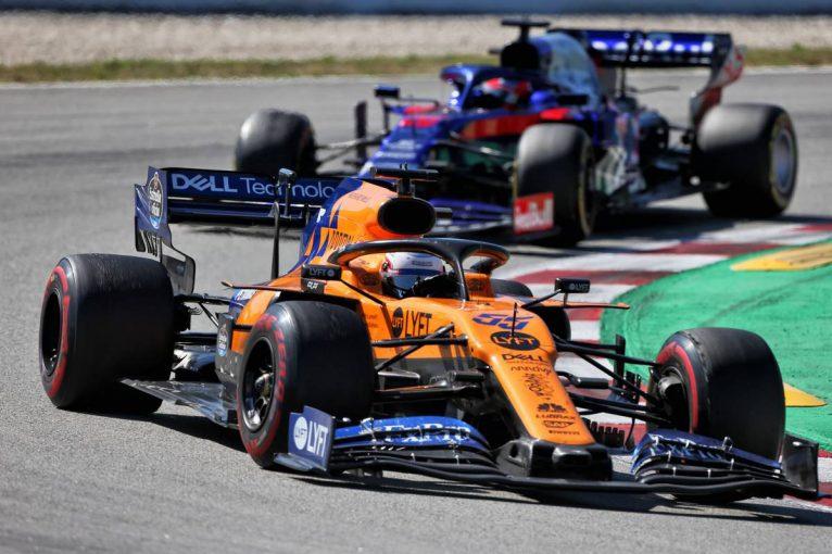 F1   ポイント獲得のカギは「スムーズに週末を過ごすこと」。マクラーレンF1、予選重視のモナコで入賞なるか