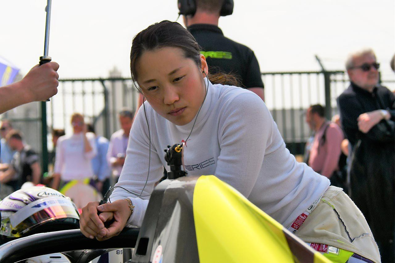 Wシリーズ第2戦に挑んだ小山美姫「予選の重要さを痛感」。次戦への収穫も