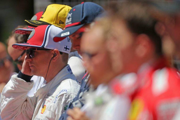 """F1   """"ライコネン節""""、健在。F1通算300戦目を前に「節目よりも、モナコでのパフォーマンスに関心がある」"""