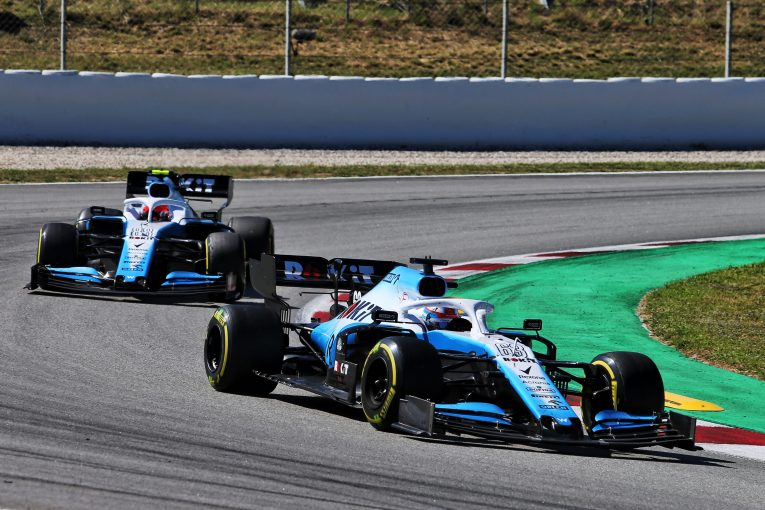 F1   ウイリアムズF1、バルセロナでマシン改善もモナコGPでの効果が出るかは不明