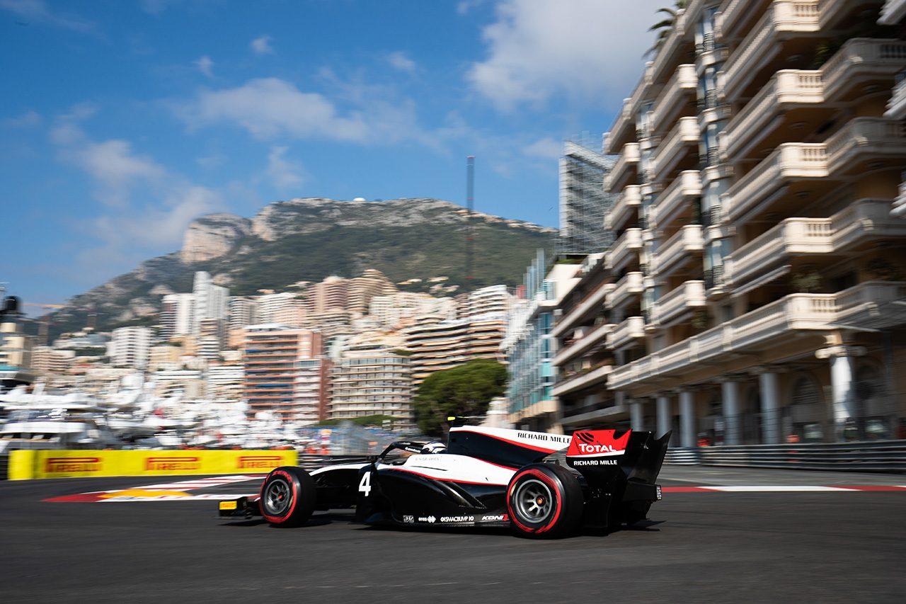 【順位結果】FIA-F2第3戦スペイン予選