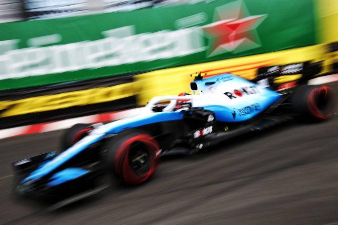 2019年F1第6戦モナコGP ロバート・クビサ(ウイリアムズ)