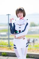 レースクイーン | 橘 香恋/エヴァンゲリオンレーシングRQ2019
