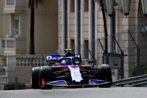 F1 | 2019年F1第6戦モナコGP アレクサンダー・アルボン(トロロッソ・ホンダ)