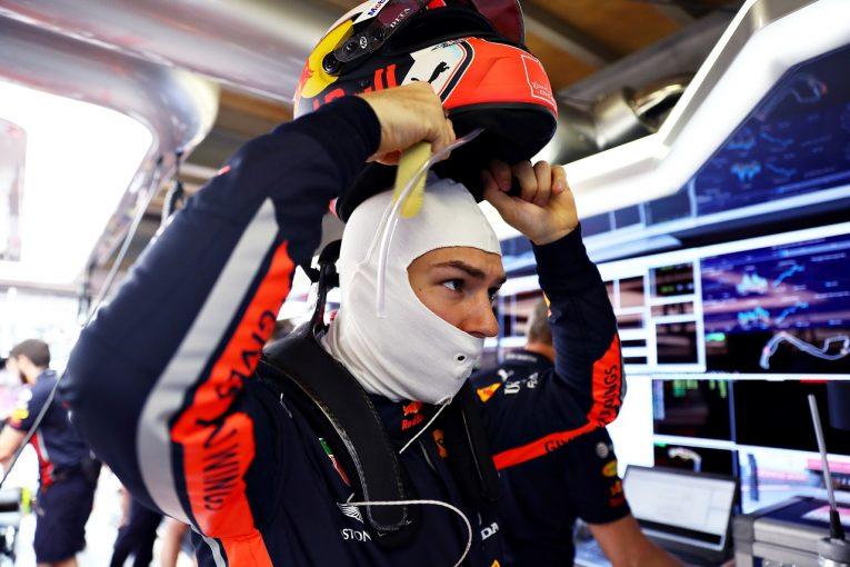F1 | ガスリー4番手「予選に向けさらにパフォーマンスを向上させて、フェラーリに勝ちたい」:レッドブル・ホンダ F1モナコGP木曜