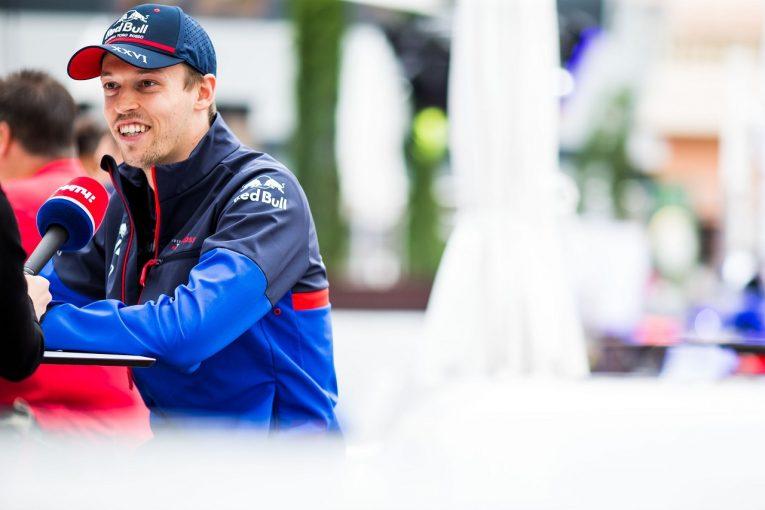 F1   クビアト14番手「タイム向上の余地がたっぷりある。予選までにセットアップを改善したい」:トロロッソ・ホンダ F1モナコGP木曜