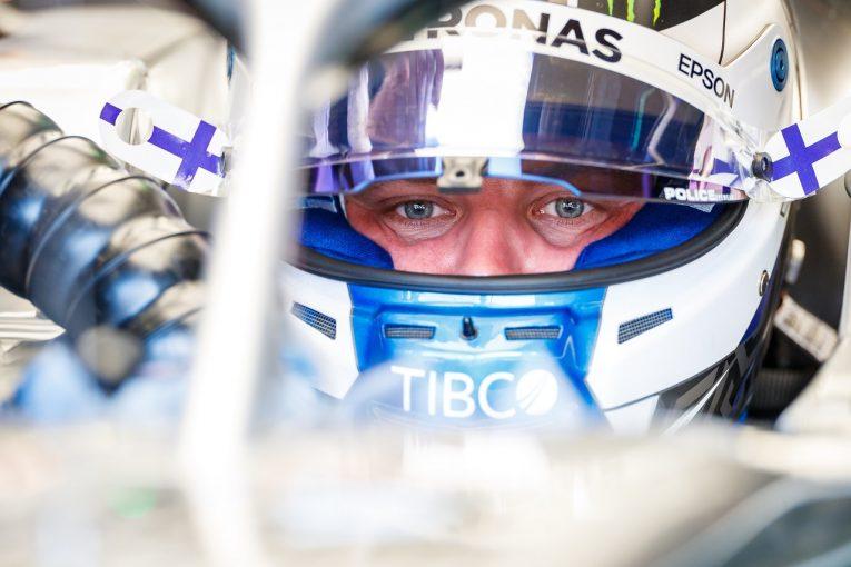 F1 | ボッタス、ハミルトンと0.08秒差の2番手「今年のマシンはモンテカルロでも速かった」:メルセデス F1モナコGP木曜