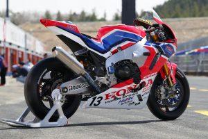 MotoGP | Team HRCのホンダCBR1000RR SP2 2019年仕様(右リヤ)