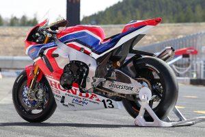 MotoGP | Team HRCのホンダCBR1000RR SP2 2019年仕様(左リヤ)
