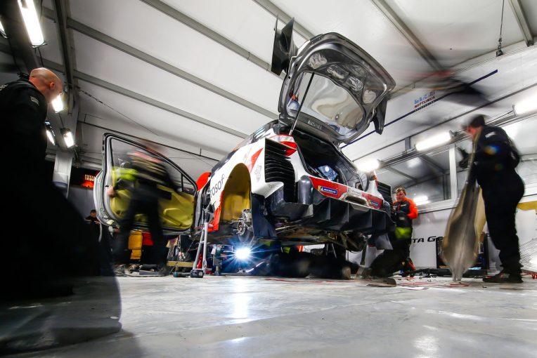 ラリー/WRC | WRC:トヨタの2勝目を支えた市販車譲りの手法と王座防衛に必要な不振脱出