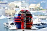 2019年F1第6戦モナコGP シャルル・ルクレール(フェラーリ)がスペシャルデザインヘルメットで母国GPに参戦
