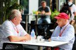 F1 | ヘルムート・マルコ、旧友ラウダの死を悼む。「彼とは多くの出来事を分かち合ってきた」