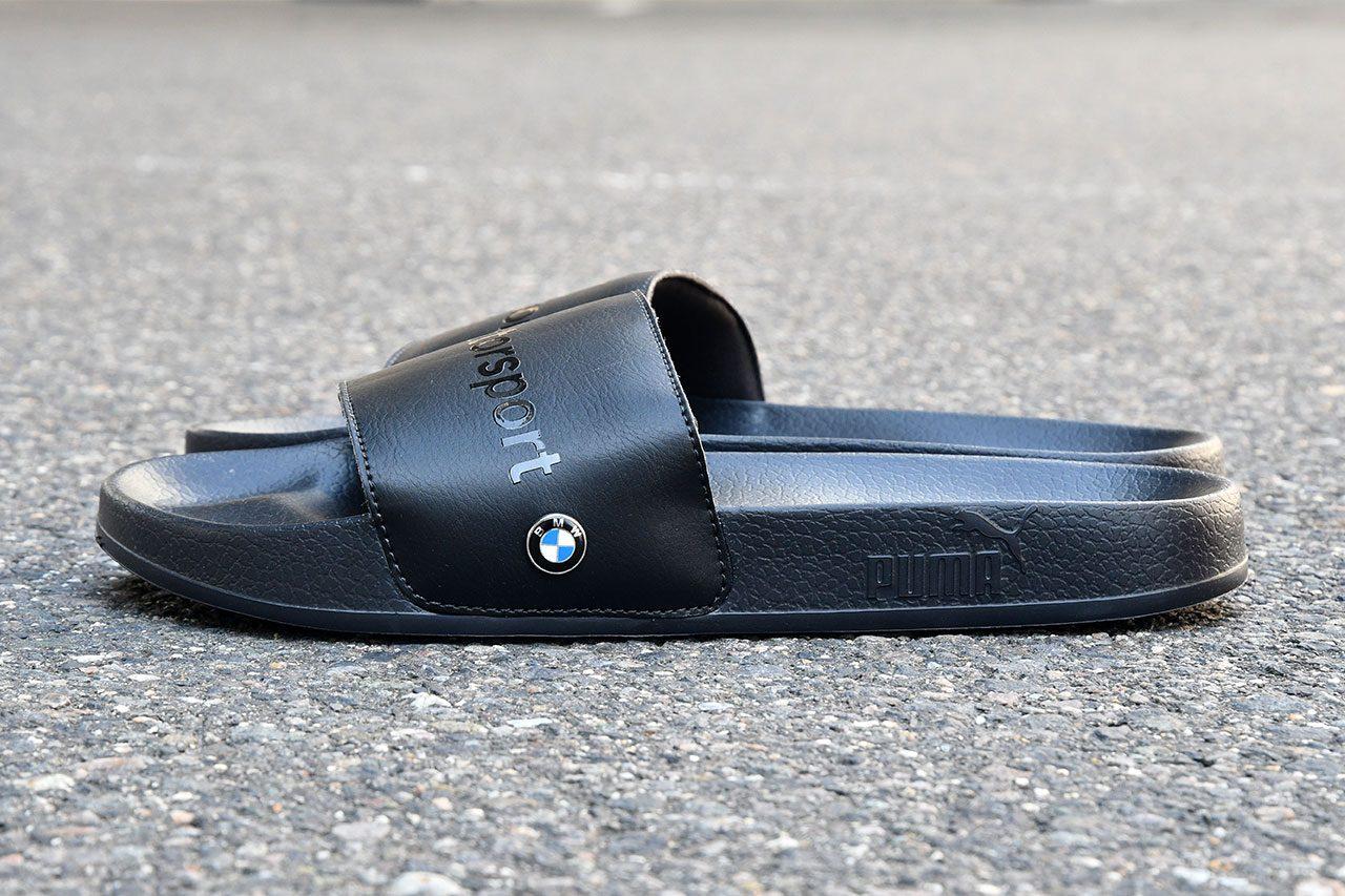 スーパーGT第3戦鈴鹿はユーロスポーツブースへ! プーマのメルセデスAMG&BMWのサンダル発売