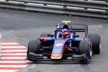 | FIA-F2第4戦モナコ 松下信治(カーリン)