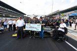 恒例のピットストップチャレンジはアロウ・シュミット・ピーターソンの7号車マーカス・エリクソンのクルーが勝利