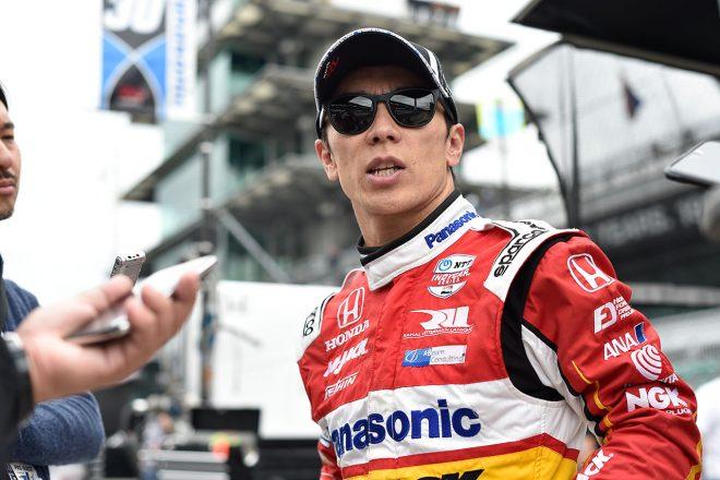 海外レース他 | 第103回インディ500カーブデイ:トップはカナーン。琢磨は3番手と決勝前最終走行で順調な仕上がり