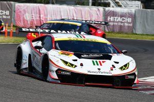 スーパーGT | 新カラーとなったマネパ ランボルギーニ GT3