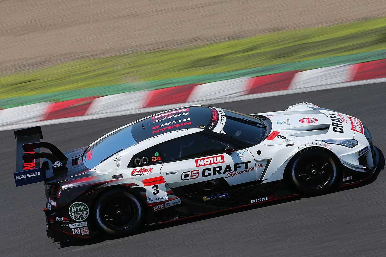 CRAFTSPORTS MOTUL GT-R/2019スーパーGT第3戦鈴鹿