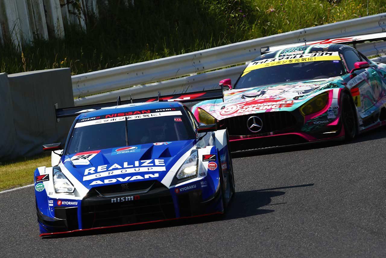 リアライズコーポレーション ADVAN GT-R/2019スーパーGT第3戦鈴鹿
