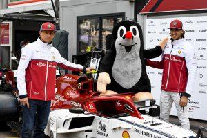 F1 | アルファロメオとハースがアップグレード版フェラーリPUを導入。サインツはルノーのトラブルでエレメント交換