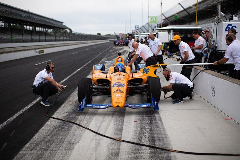 海外レース他 | 「インディ500の予選落ちが決まったのは、最初のテストだった」完璧とは程遠かった実情に、マクラーレンCEOが猛省