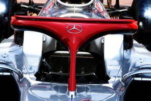 F1 | 2019年F1第6戦モナコGP メルセデス、ラウダ追悼の意を込め、スペシャルカラーのヘイローを使用