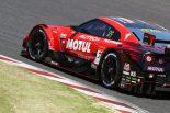 スーパーGT | ランキングトップのウエイトハンデ49kgでフリー走行3番手ながら、MOTUL GT-RがQ1敗退「硬いのを選んだ」と次生
