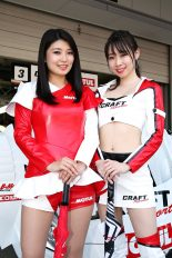 MOTUL Circuit Lady、CRAFTSPORTS GIRL