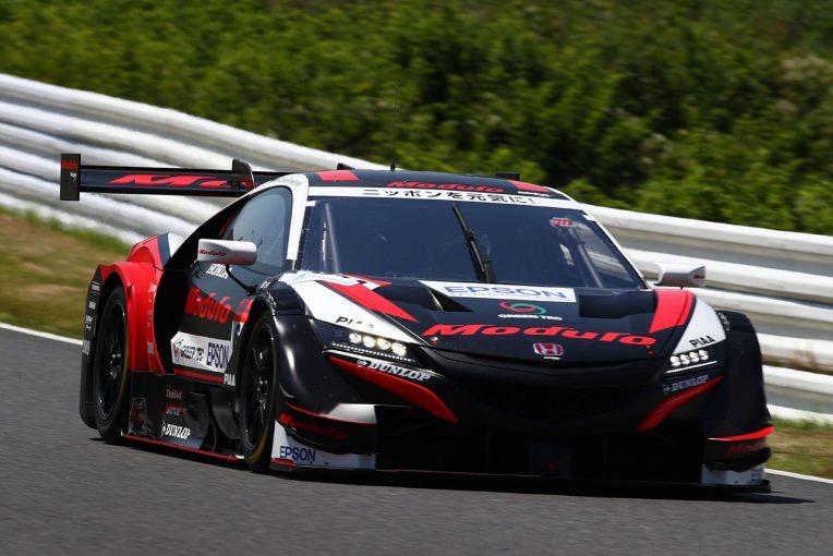 スーパーGT   Modulo Nakajima Racing 2019スーパーGT第3戦鈴鹿 予選レポート