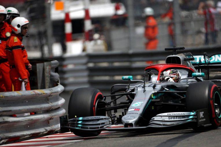 F1 | 【動画】ルイス・ハミルトンの予選ポールラップ/F1第6戦モナコGP