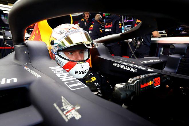 2019年F1第6戦モナコGP マックス・フェルスタッペン(レッドブル・ホンダ)