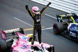 海外レース他 | 2019年FIA-F2第4戦モナコ アンソニー・フバート(BWTアーデン)