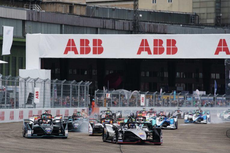 海外レース他 | フォーミュラE第10戦ベルリン:ニッサンのブエミが2位表彰台。優勝は地元アウディのディ・グラッシ