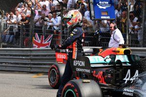 F1 | 2019年F1第6戦モナコGP マックス・フェルスタッペン(レッドブル・ホンダ)