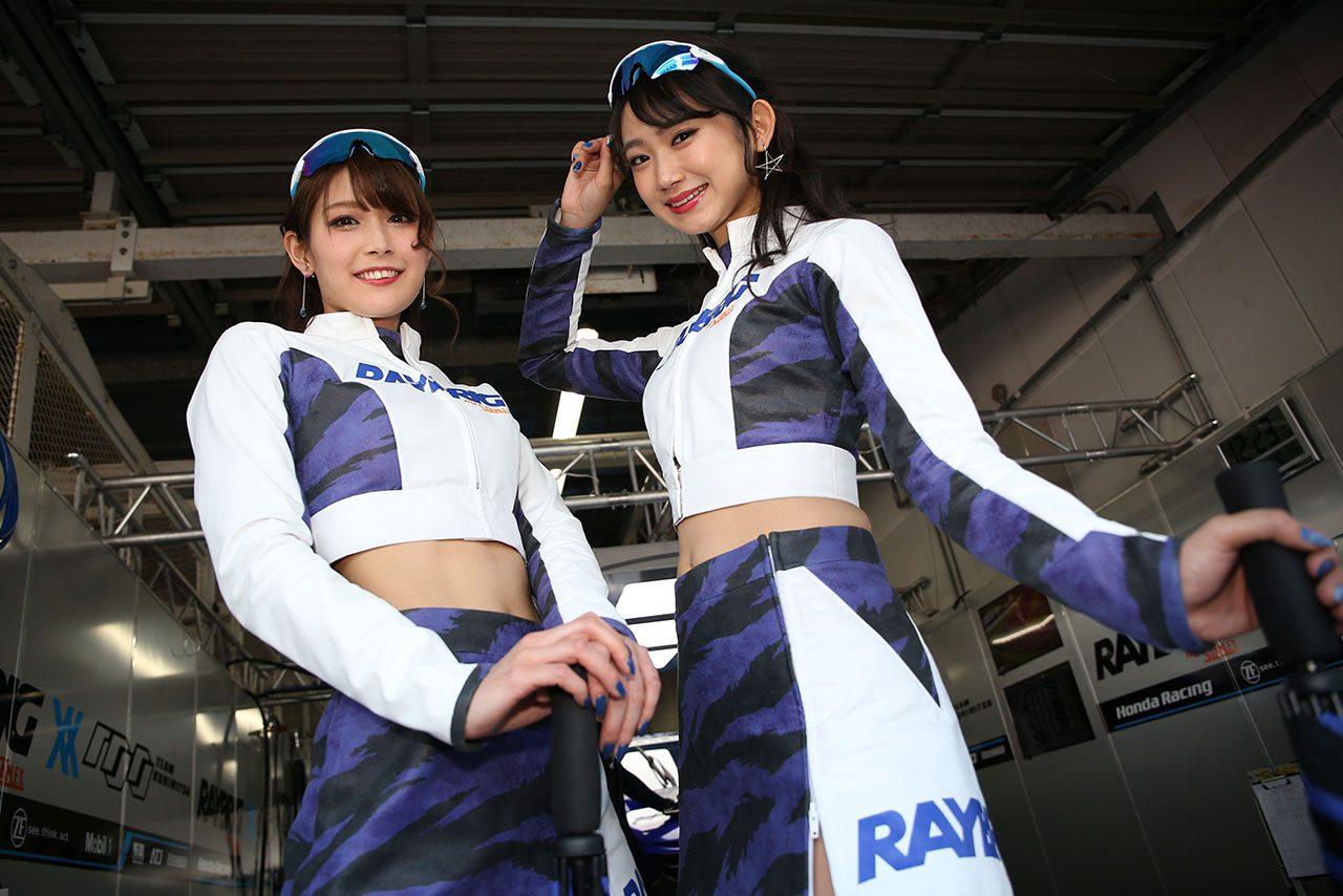 2019RAYBRIGレースクイーン/2019スーパーGT第3戦鈴鹿