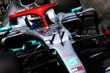 F1   ボッタス、0.086秒差で予選2番手「渋滞でポールポジションのチャンスを失った」:メルセデス F1モナコGP土曜
