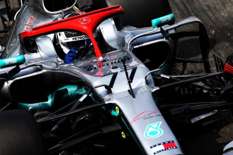 F1 | ボッタス、0.086秒差で予選2番手「渋滞でポールポジションのチャンスを失った」:メルセデス F1モナコGP土曜