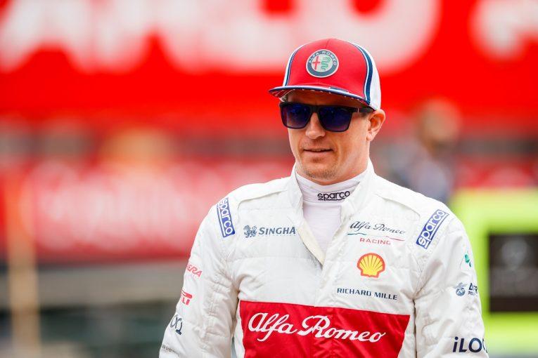F1 | ライコネン予選14番手「速さが足りず、トップ10から脱落」:アルファロメオ F1モナコGP土曜