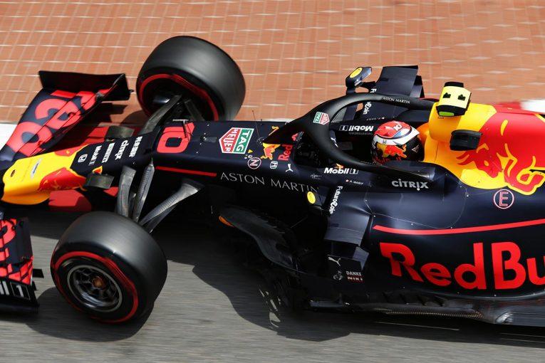 F1 | ガスリー、ジョビナッツィが3グリッド降格/F1第6戦モナコGPグリッド