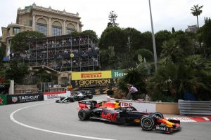 F1 | 【動画】フェルスタッペン、アンセーフリリースによりペナルティ/F1第6戦モナコGP決勝